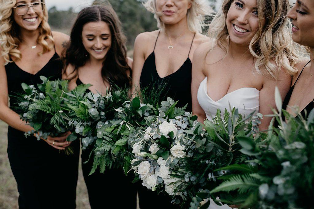 Beautiful spring vineyard wedding by willa floral design