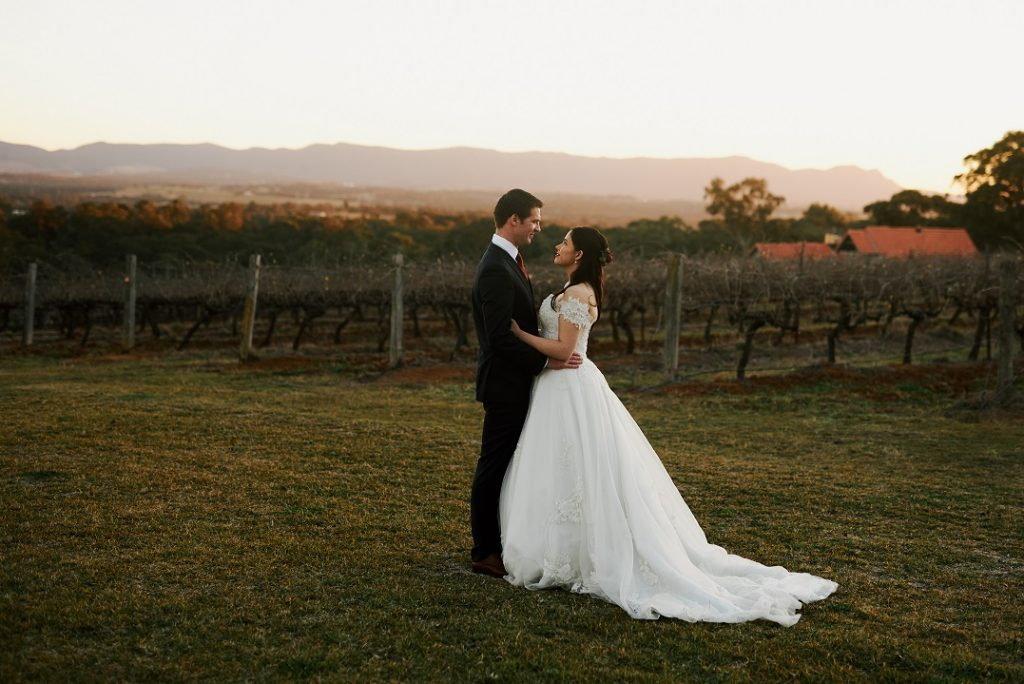 wedding wandin estate