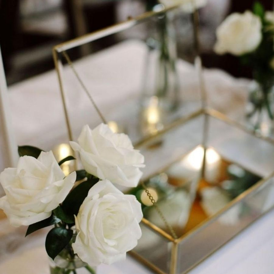 styling hire gold wishing well