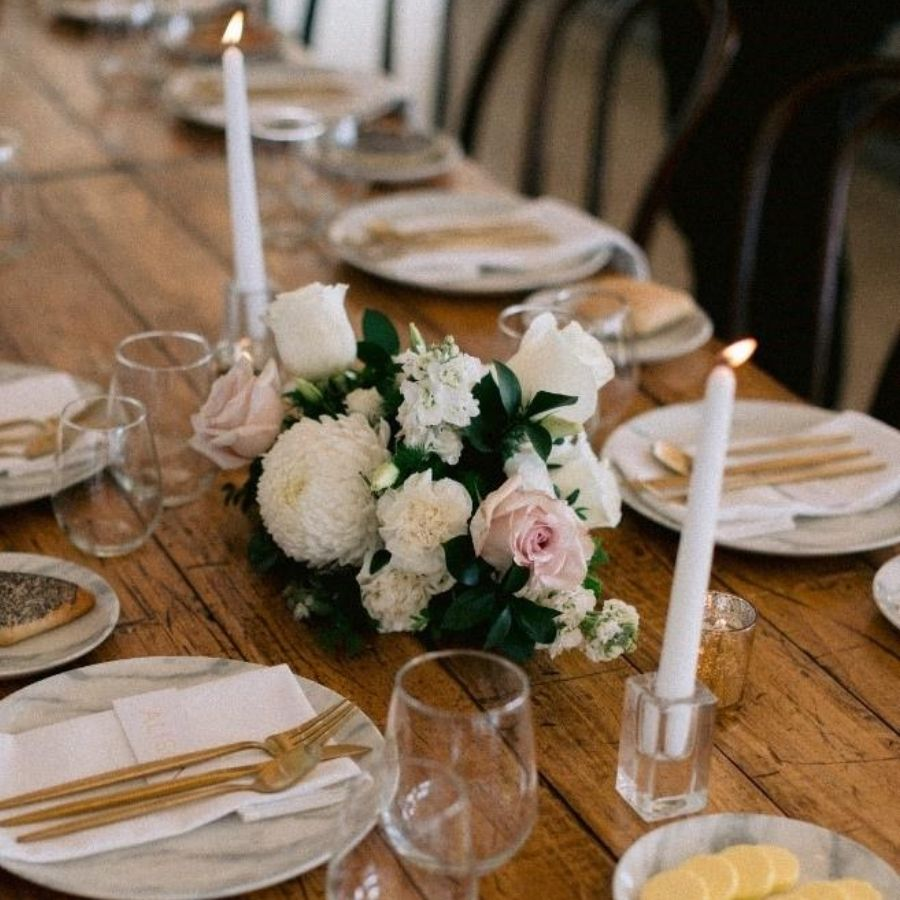 styling decor taper candles
