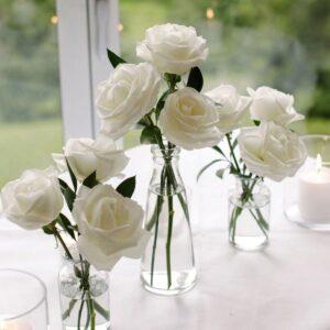 wedding hire vases
