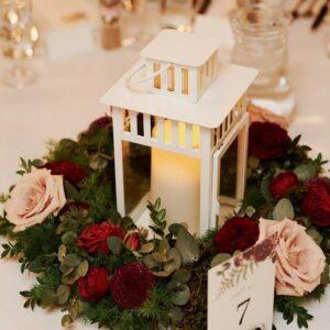 wedding hire lanterns