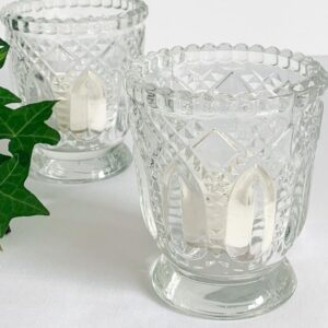 styling hire votive candle holders