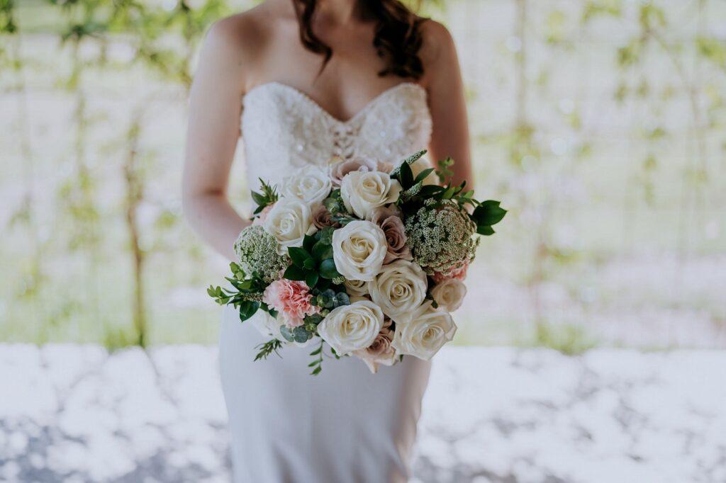 wedding flowers hunter valley enzos