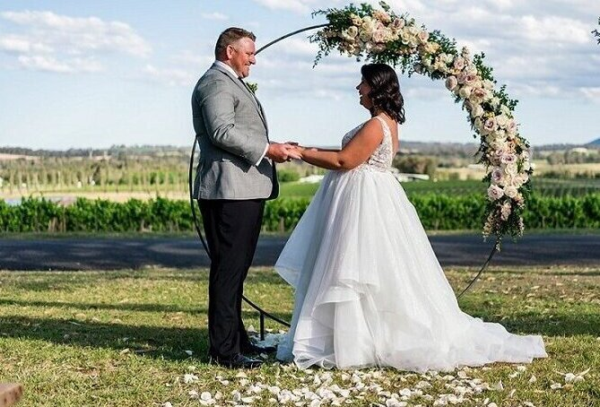 Estate Tuscany wedding